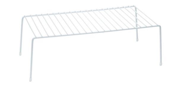 Tablette pour armoire For Living, grand, blanc Image de l'article