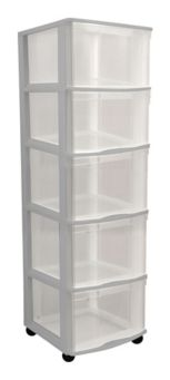 Type A 5 Drawer Deep Tower Canadian Tire