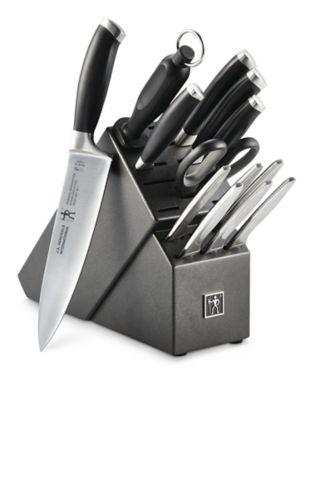 Couteaux forgés Henckels Generation avec bloc, 14 pièces Image de l'article
