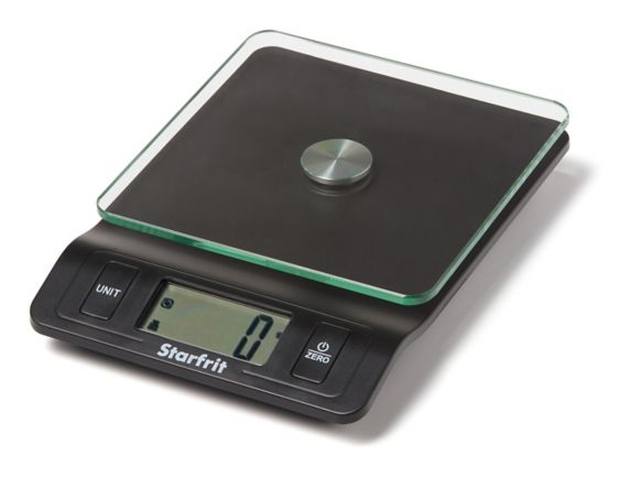 Starfrit Digital Kitchen Scale, Assorted, 5-kg Product image