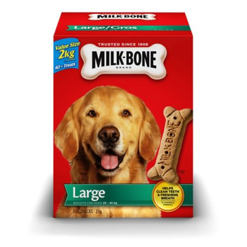 Milk-Bone Large Biscuits