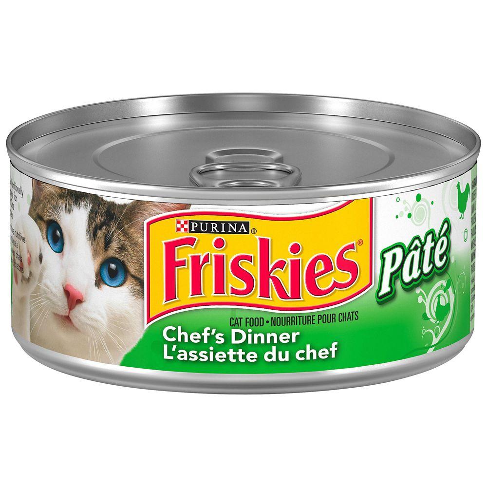 Friskies Cat Food, 156-g