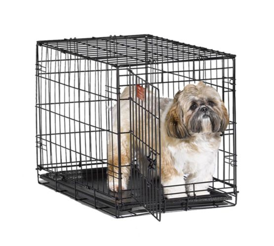 Midwest I-Crate Wire Pet Home with Divider Panel Product image