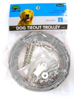 Dog Trolley, 50-ft