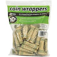 coin wrappers canadian tire