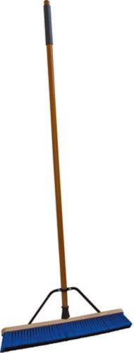 Mastercraft Assembled Push Broom