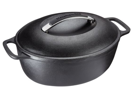 KitchenAid Cast Iron Roasting Pan Product image
