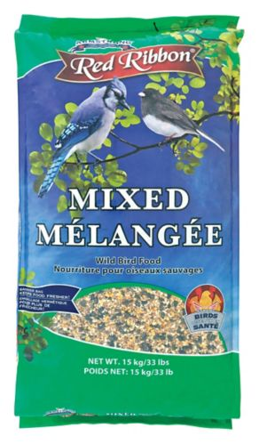 Red Ribbon Mixed Wild Bird Food Product image