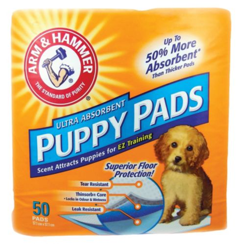 Arm & Hammer Puppy Pads, 50-Pk Product image