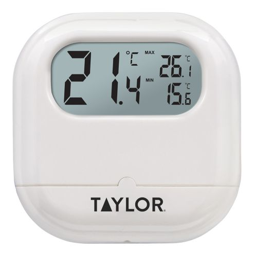 Taylor Dual Mounting Indoor/Outdoor Thermometer