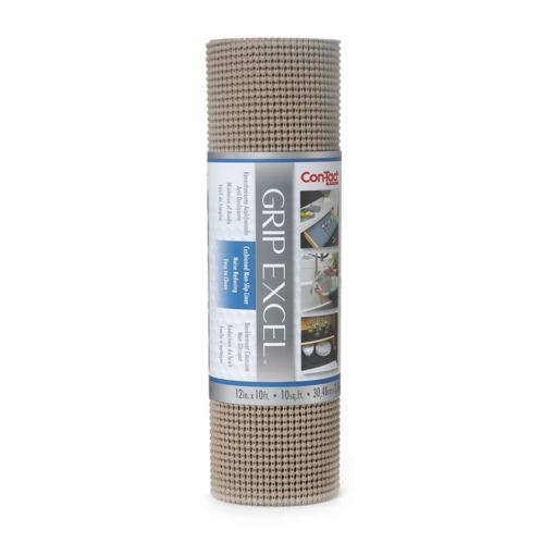 Eco Grip Liner, Taupe, 12-in x 10-ft Product image