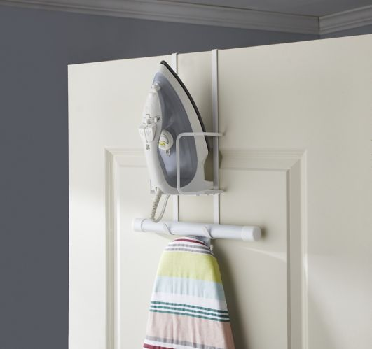 type A Over-the-Door Iron Caddy Product image