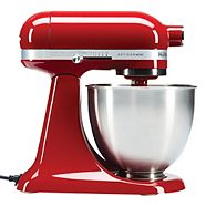KitchenAid Professional 5™ Plus Series Stand Mixer, Red