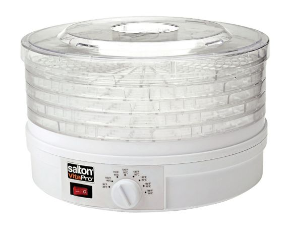 Dehydrator with Thermo On/Off Switch