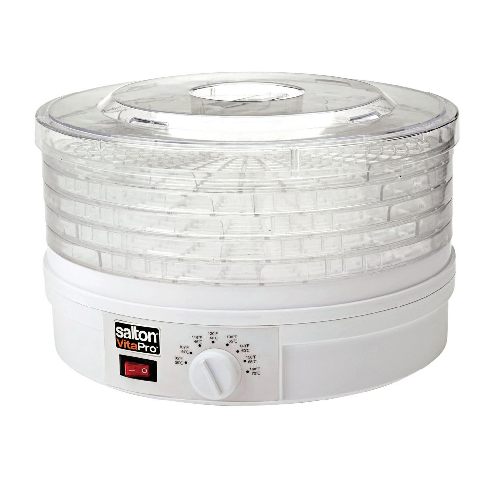 Salton Dehydrator with Thermo On/Off Switch