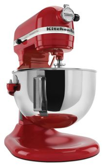 KitchenAid Professional 5™ Plus Series Stand Mixer, Red
