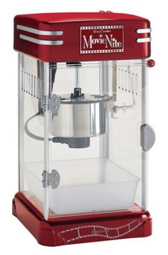 Betty Crocker Movie Nite Cinema-Style Kettle Popcorn Maker Product image