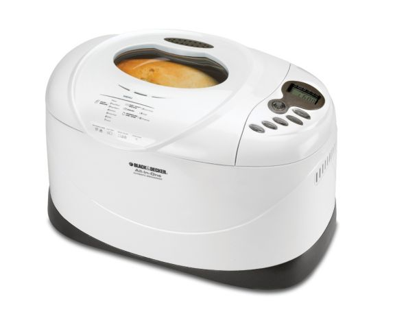 Black & Decker Breadmaker, 3-lb