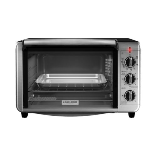Black & Decker Convection Toaster Oven, 6-Slice