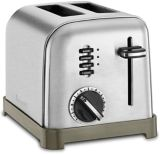 Cuisinart Classic Metal Toaster 2 Slice Canadian Tire