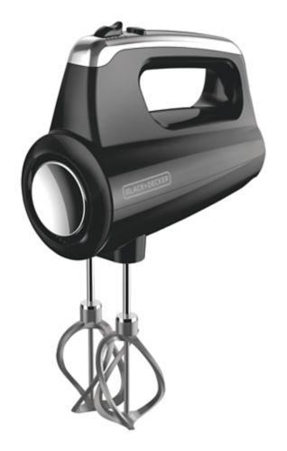 Black & Decker Helix Performance™ Premium 5-Speed Hand Mixer