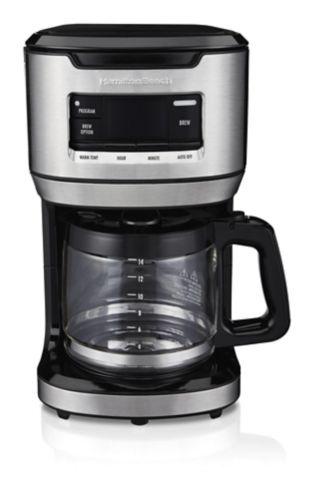 Hamilton Beach Programmable Easy Access Coffee Maker, 14-Cup