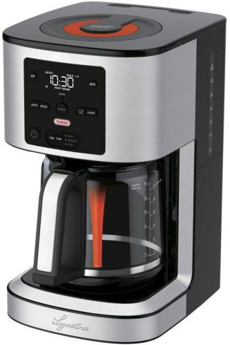 Lagostina ThermoBrew Turbo M3Coffee Maker, 14-Cup Product image