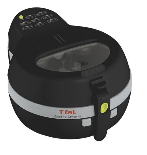 T-fal ActiFry Air Fryer, Black, 1-kg