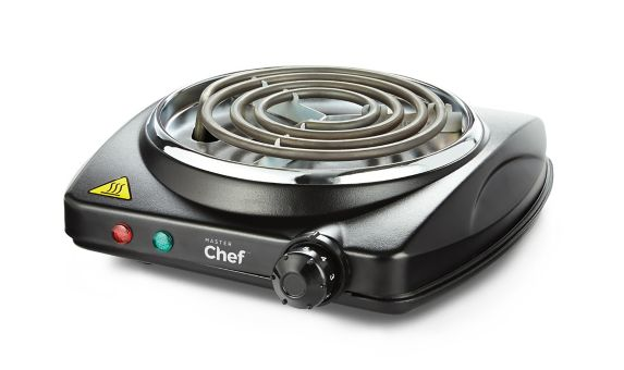 MASTER Chef Single Burner Hot Plate