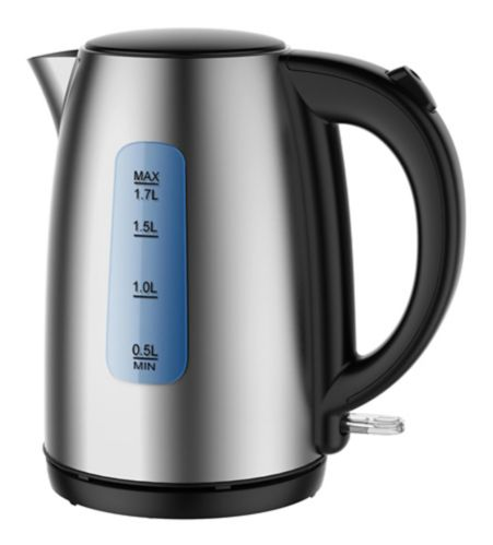 MASTER Chef Stainless Steel Kettle, 1.7 L