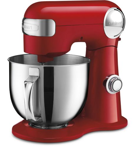 Cuisinart Precision Master Stand Mixer, Red, 5.5-qt Product image