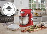 Cuisinart Precision Master Stand Mixer, Red, 5.5-qt   Cuisinartnull