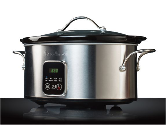 Moulinex Digital Slow Cooker, 6-qt Product image