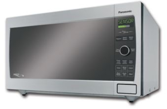 Panasonic 1 6 Cu Ft Stainless Steel