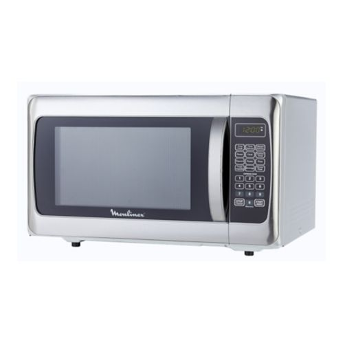 Moulinex 1.1 cu.ft. Microwave, Stainless Steel Product image