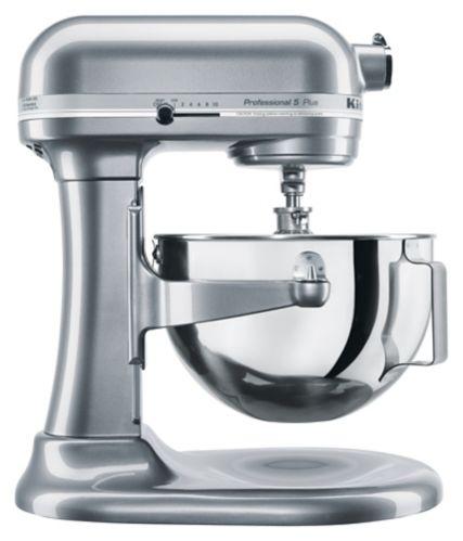 KitchenAid Professional 5™ Plus Series Stand Mixer, Metallic Chrome Product image