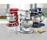 KitchenAid Professional 5™ Plus Series Stand Mixer, Metallic Chrome | KitchenAidnull