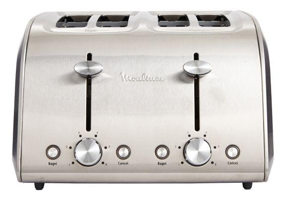 Moulinex Toaster, 4-slice