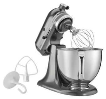 KitchenAid Artisan® Stand Mixer, Liquid Graphite
