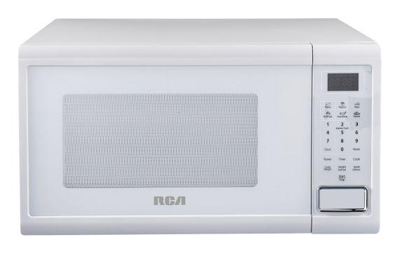 RCA 1.1-cu.ft. Microwave, White
