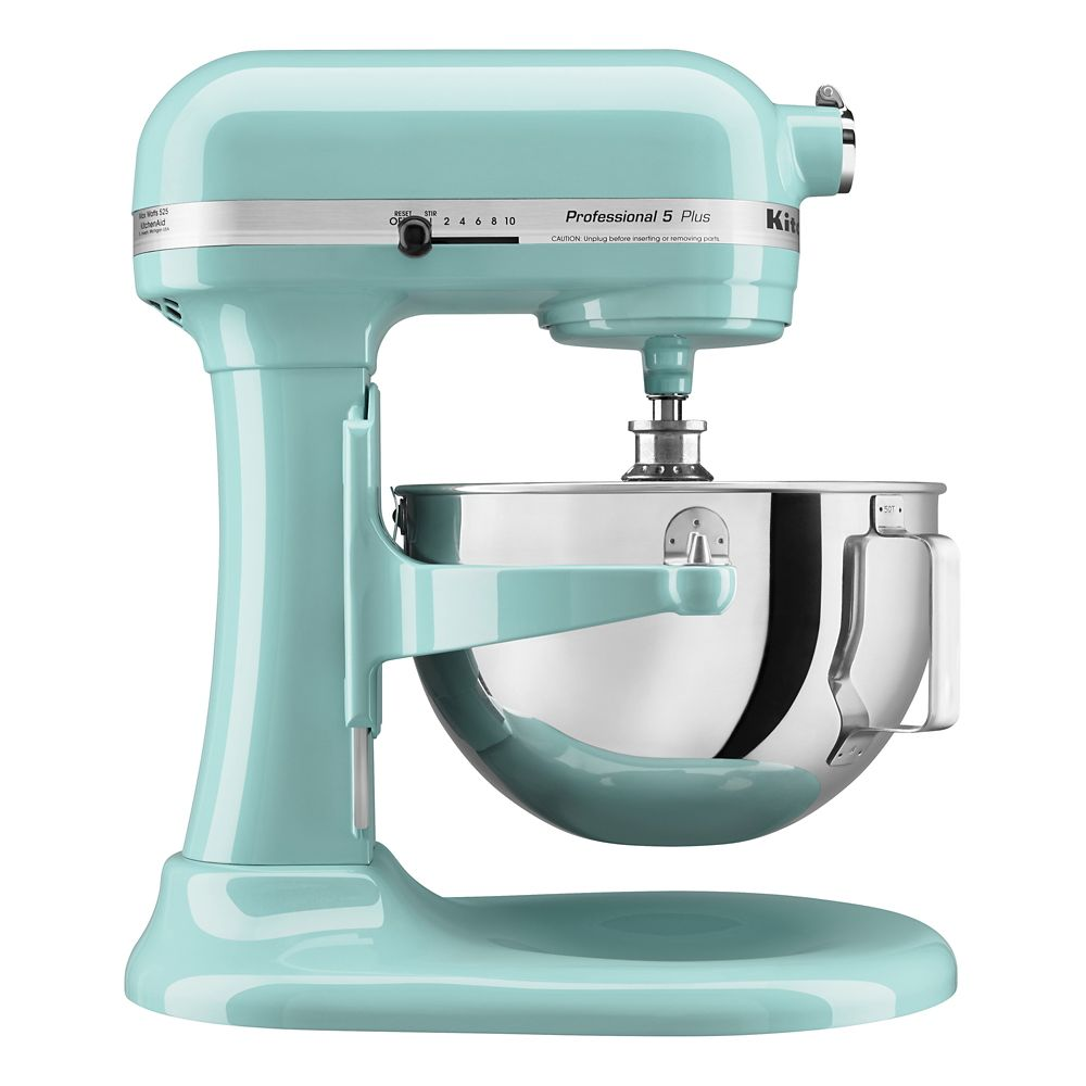 KitchenAid Professional 5 Plus Series Stand Mixer, Aqua Sky