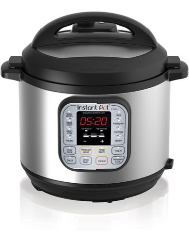 Instant Pot® Duo Pressure Cooker, 6-qt