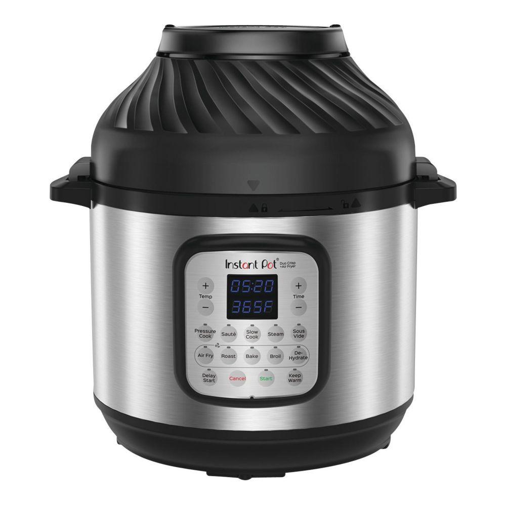 Instant Pot Duo Crisp + Air Fryer, 8-qt