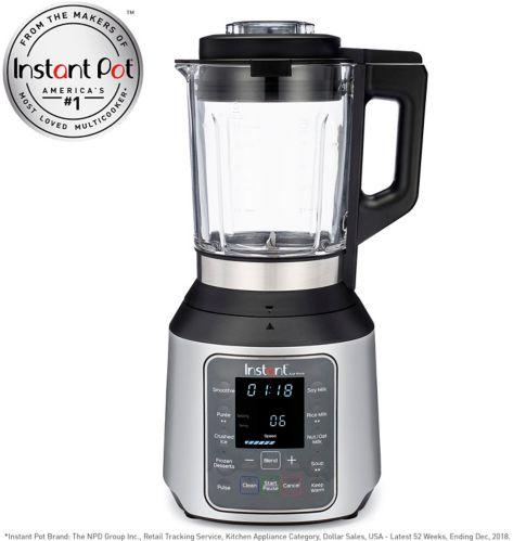 Instant Pot® Instant™ Ace™ Nova Multi-Use Cooking & Beverage Blender Product image