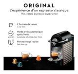 Nespresso Pixie Espresso Machine by Breville, Titan   Nespressonull