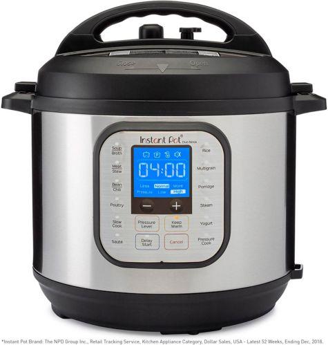 Instant Pot® Duo Nova Multi-Cooker, 6-qt Product image