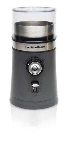 Hamilton Beach Custom Grind™ Coffee Grinder, 14-Cup Product image