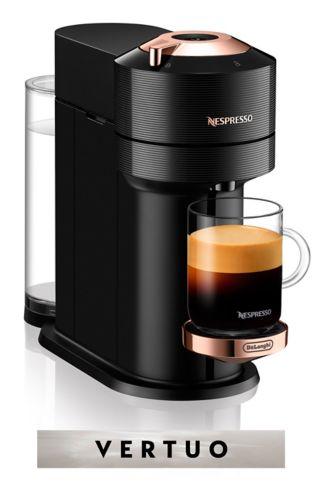 Nespresso Vertuo Next Premium Coffee & Espresso Machine, Rose Gold/Black