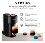 Nespresso Vertuo Next Premium Coffee & Espresso Machine, Rose Gold/Black | Nespressonull