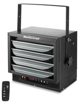 Mastercraft 7500W/240V Workshop Heater with Remote